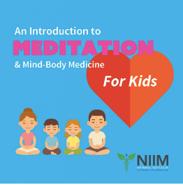 NIIM Dispensary - An introduction to Meditation for kids CD