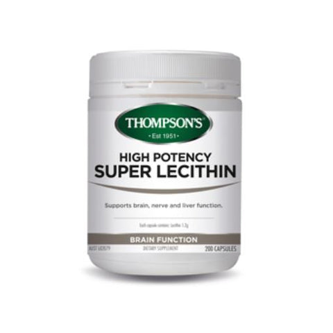 Thompson's - Super Lecithin 200c
