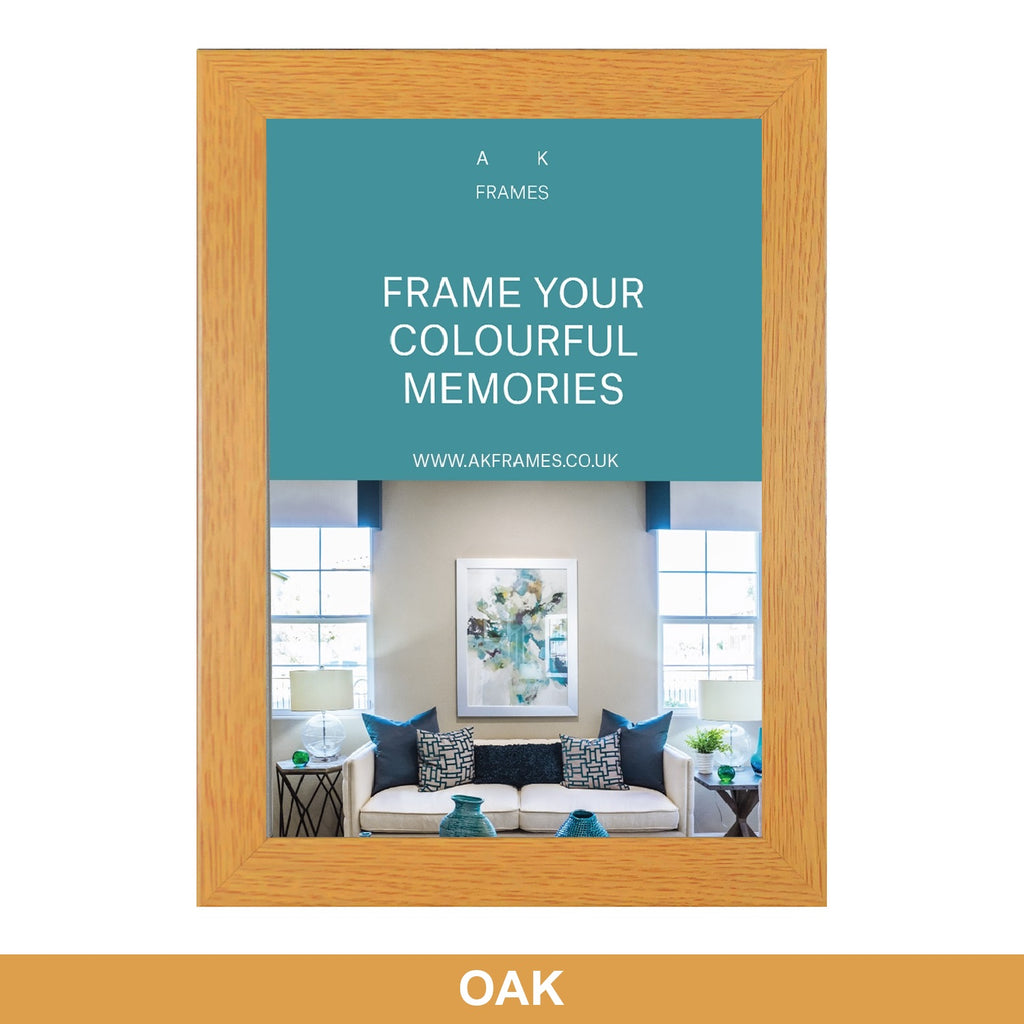 LW Range Oak & Country pine - AK Frames Ltd