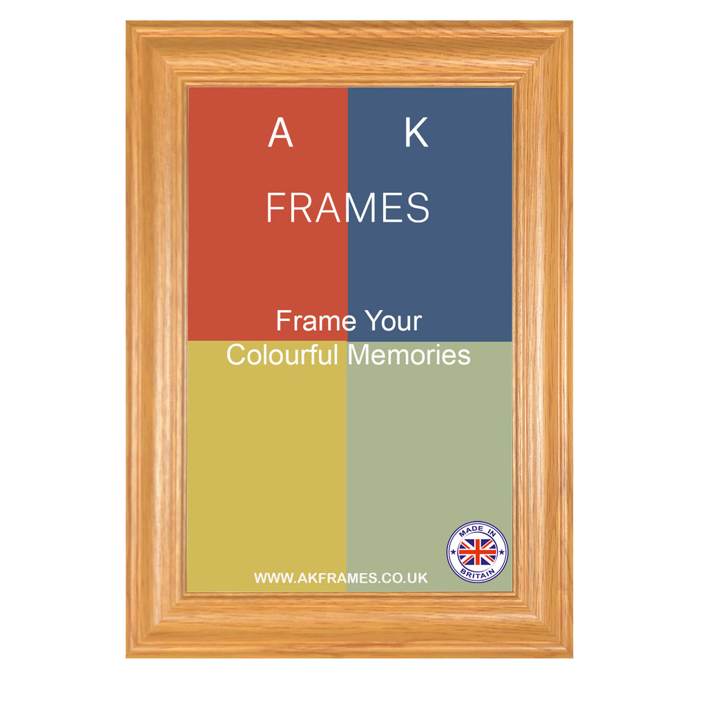 Imperial Range Oak & Country Pine - AK Frames Ltd