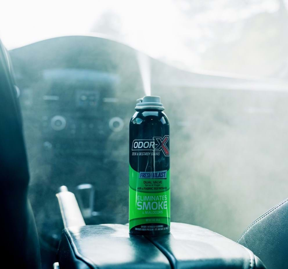 how-to remove cigarette smell from your car - turtle wax - power out odor-x