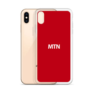 """MTN"" iPhone Case"