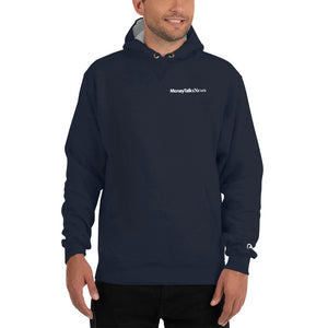 Men's Logo Hoodie by Champion