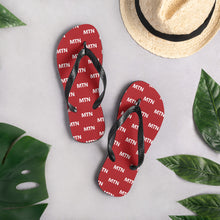 "Load image into Gallery viewer, ""MTN"" Flip Flops"