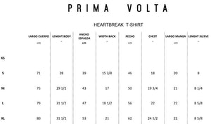 T-Shirt Heartbreak Verde