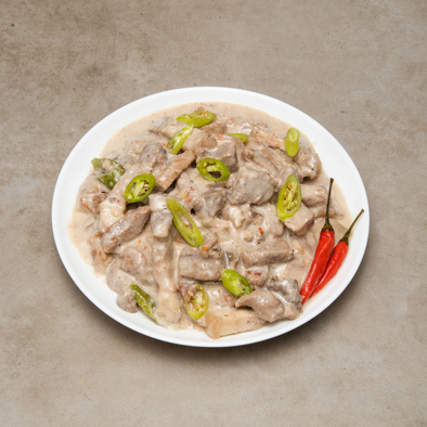 Marinated Pork Liempo (Frozen)
