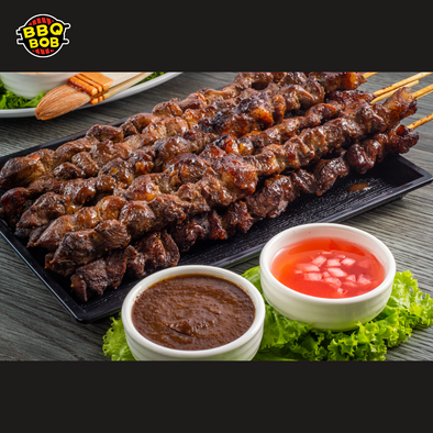 BBQ Pork Xtra Long with Special Sarsa