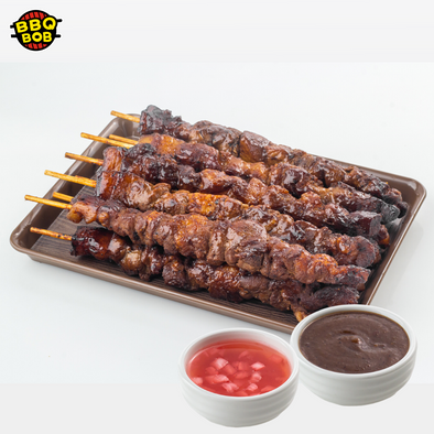 BBQ Pork Junior with Special Sarsa
