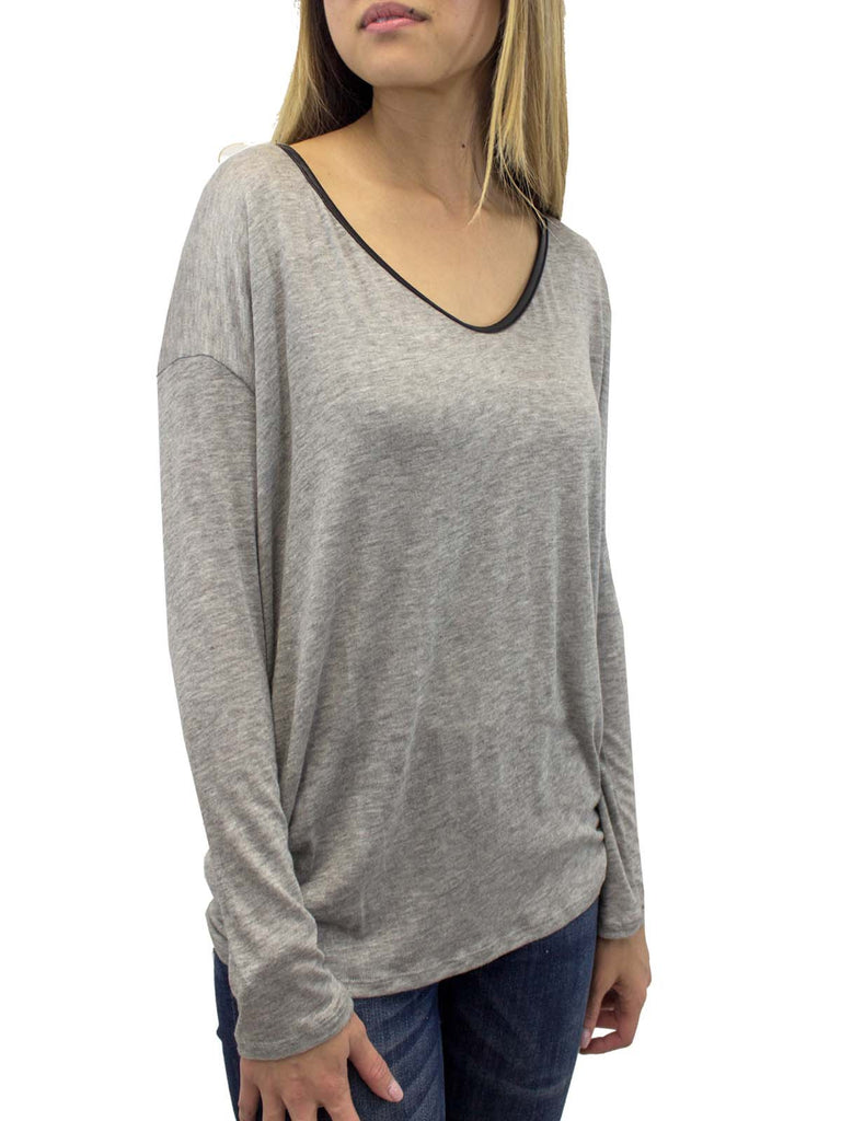 Jolie City Sidewalks Long Sleeve Tee