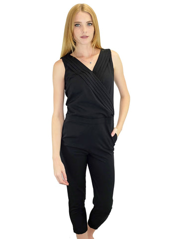 Veda Black Jumpsuit