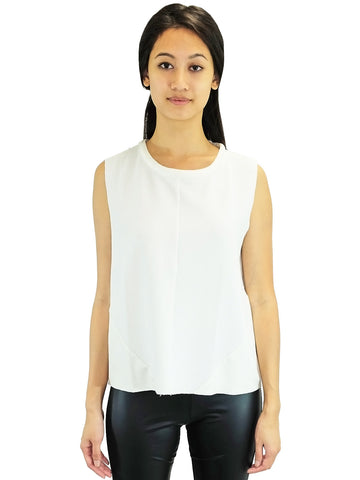 Relished Adalene Rolled Collar Top