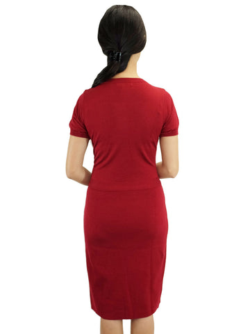 Relished Red Trina Dress