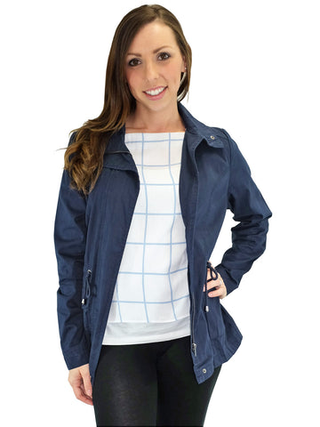 Relished Marin County Navy Utility Jacket