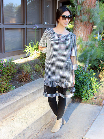 Relished Parisian Tunic