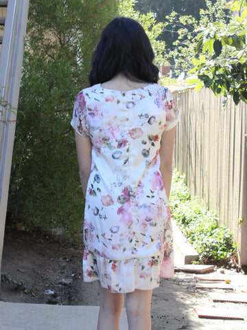 Relished Patsy Pink Floral Dress