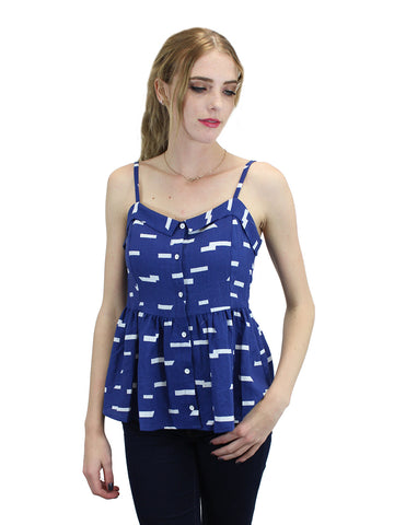 Blueprint Peplum Top
