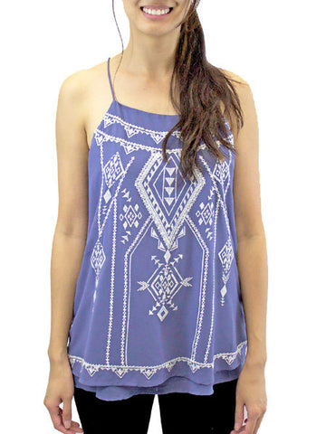 Arizona Skies Racerback Top