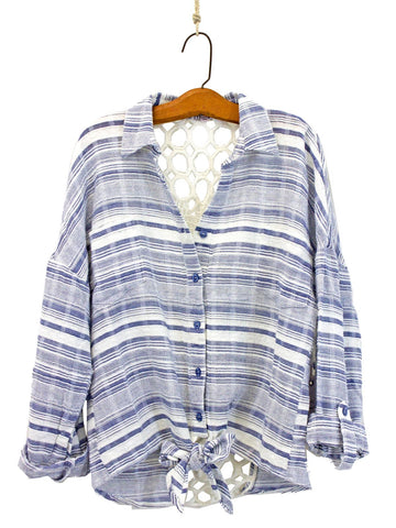 Dewdrops at Dawn Woven Shirt