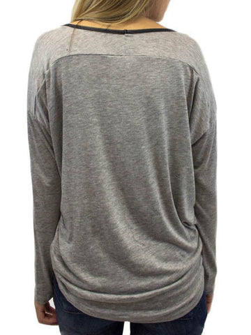 City Sidewalks Long Sleeve Tee