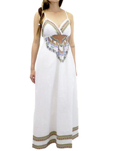 At the Oracle Maxi Dress