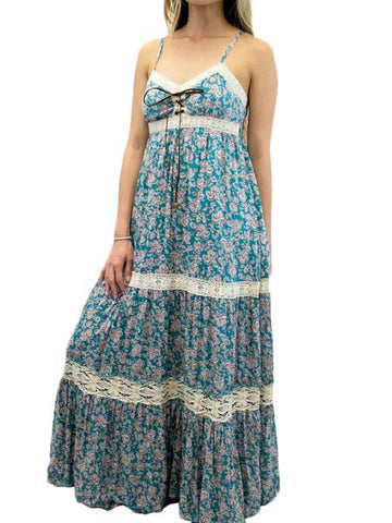 Elysian Fields Maxi Dress
