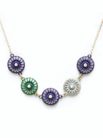 Heirloom Medallions Necklace
