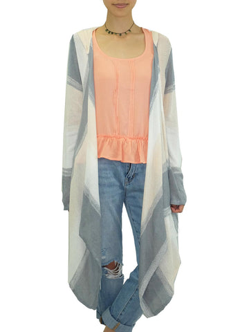 Sunset Hooded Cardigan