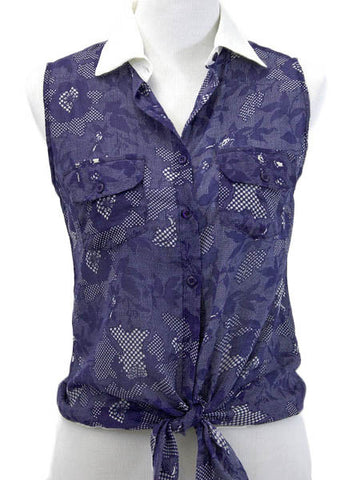 Petit Bisou Button-Up