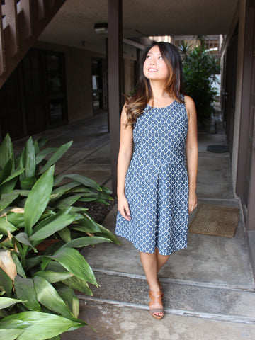 Dotted Lockets Dress