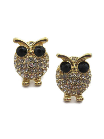 Owlet Earrings