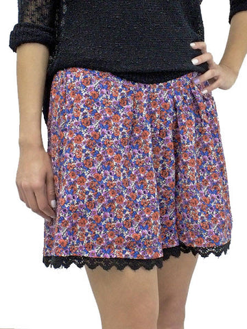 Betsey Sunday Skirt-Shorts