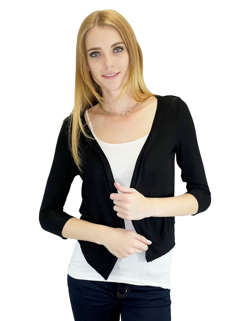 Relished Kandice Cardigan Black