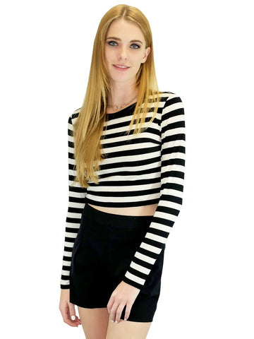 Relished Chaplin Crop Top Set