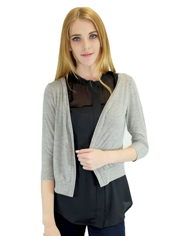Relished Kandice Cardigan Gray