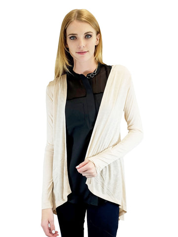 Relished Dreamcatcher Cardigan Beige