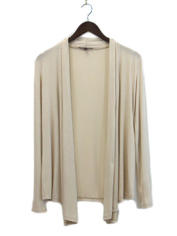 Air of Elegance Sand Cardigan