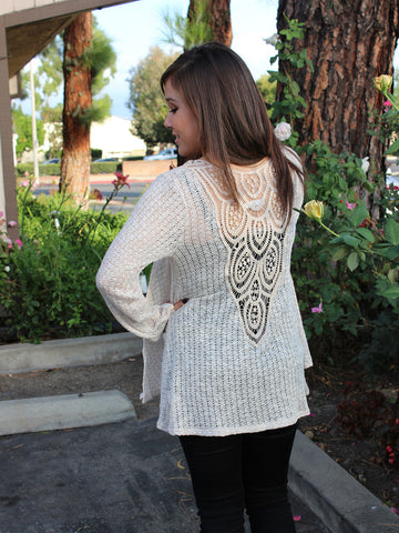 Sonatina Sands Knit Cardigan