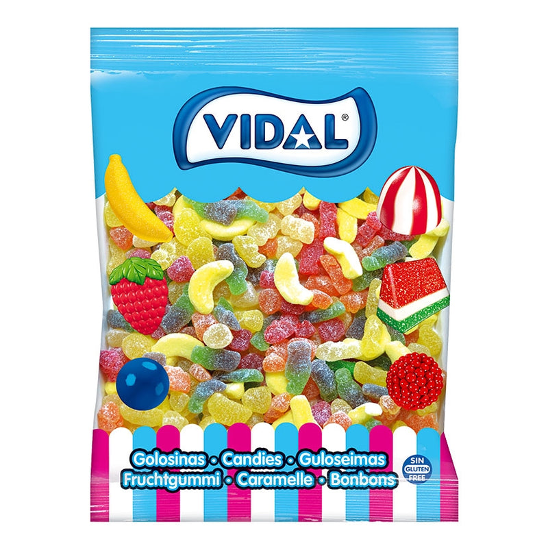 Cocktail Mix Azúcar Vidal (1KG) - Kremtik