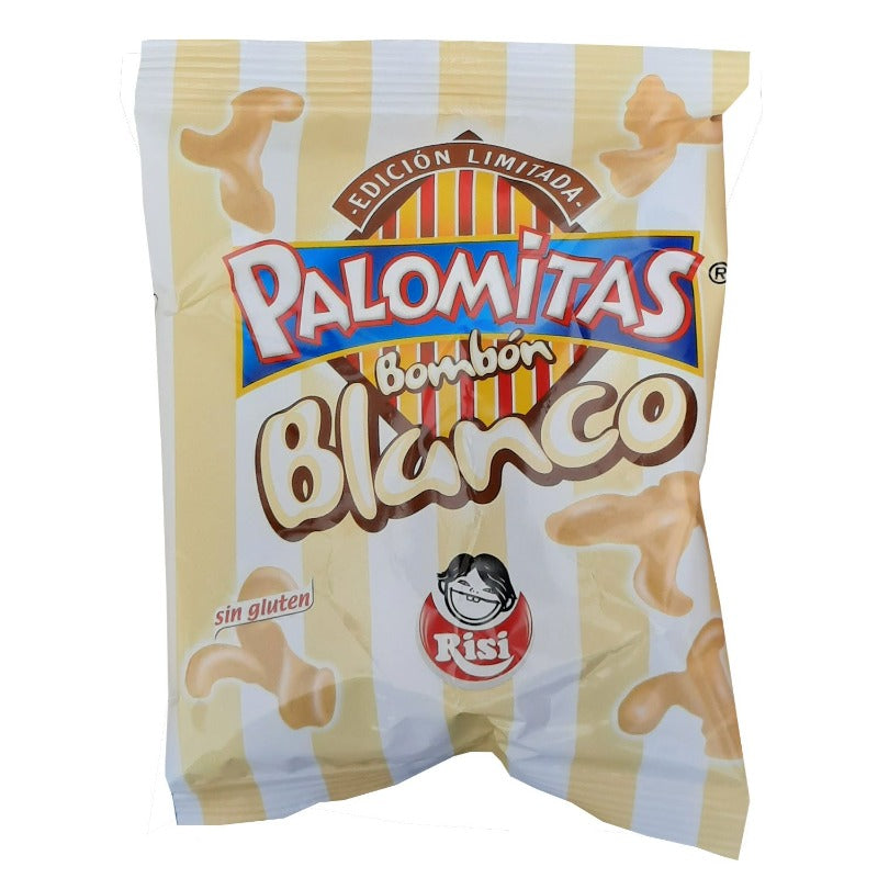 Palomitas Chocolate Blanco Risi