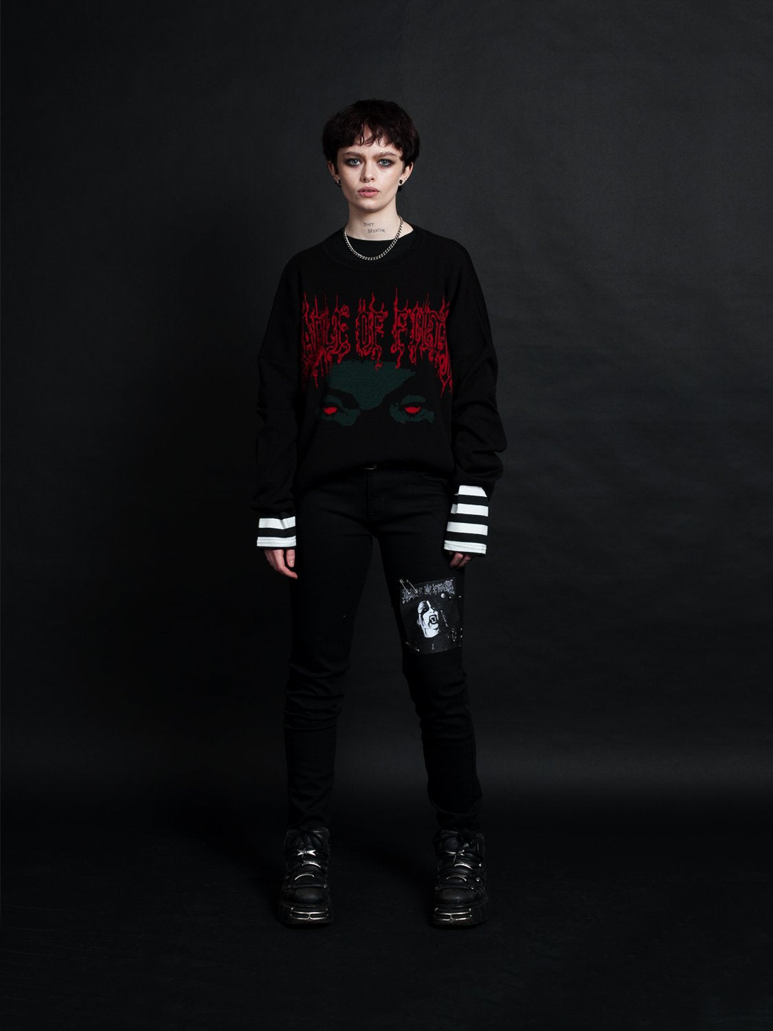 Drop Dead - Enslave - UNISEX: TOP