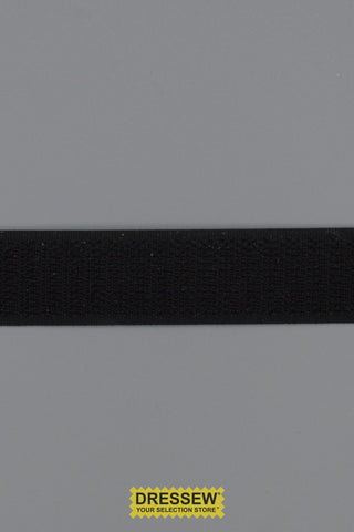 "Hook Tape 19mm (3/4"") Black"