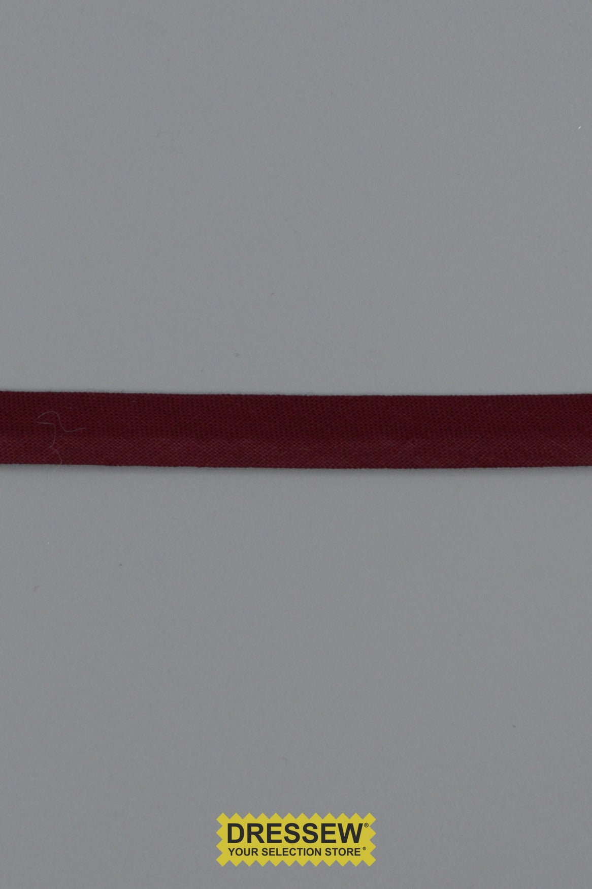 "Double Fold Bias 9mm (3/8"") Dark Wine"