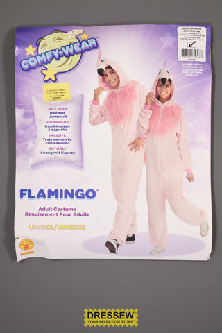 Flamingo Onesie Adult - Small / Medium