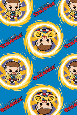 Marvel Kawaii II Mini Doctor Strange Blue
