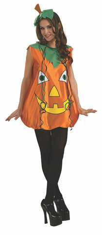 Pumpkin Costume Adult Orange