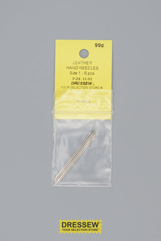 Glover (Leather) Hand Needles Size 1