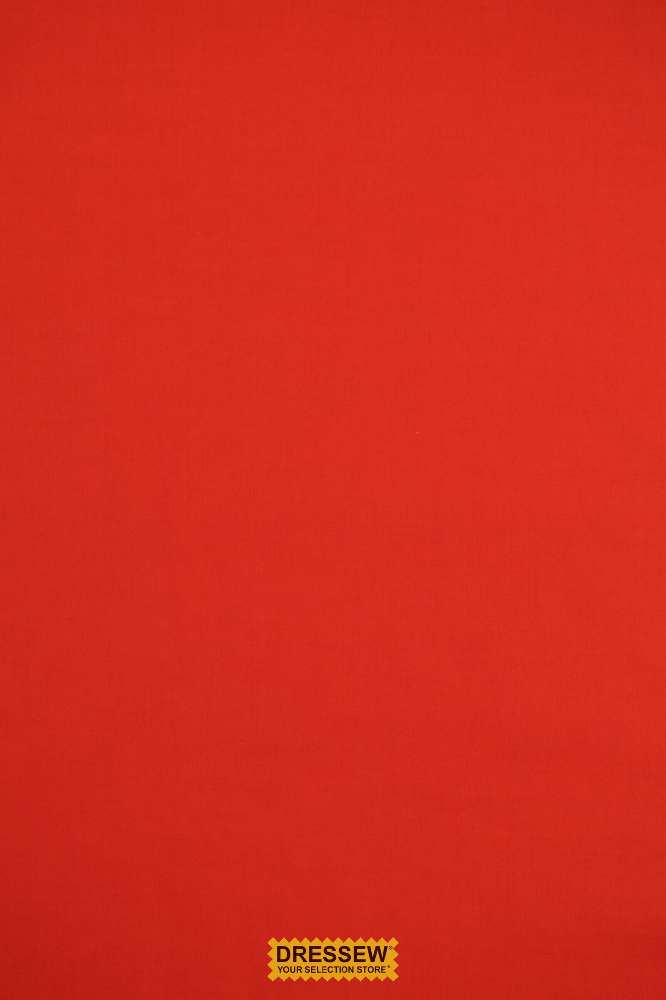 Broadcloth Red