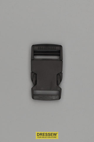 "Release Buckle 25mm (1"") Black"