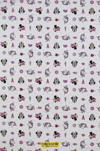 Minnie Mouse Sugary Delights White