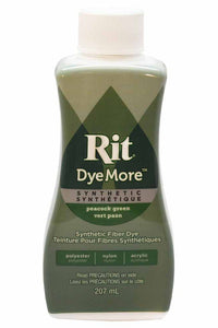 RIT Dye More Liquid Dye 207ml (7oz.) Peacock Green